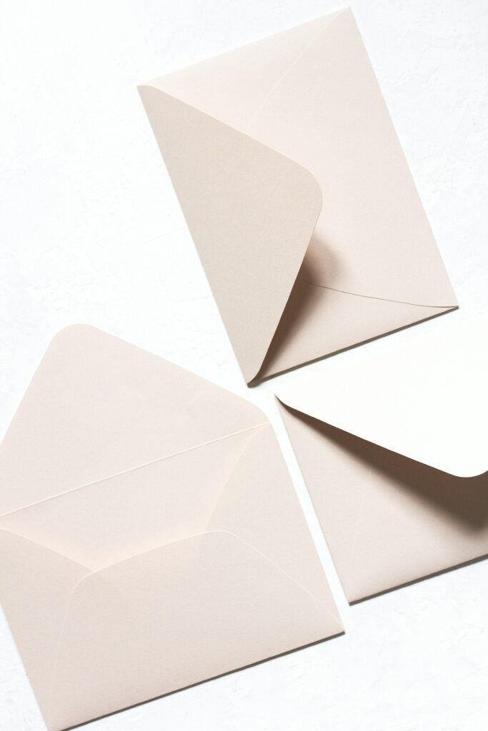 Sobres de cartas